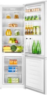 Двухкамерный холодильник Lex RFS 202 DF IX – технология охлаждения и система хранения
