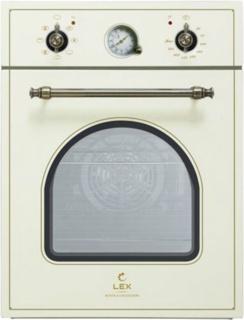 Встраиваемые духовые шкафы Lex, выполненные в стиле ретро
