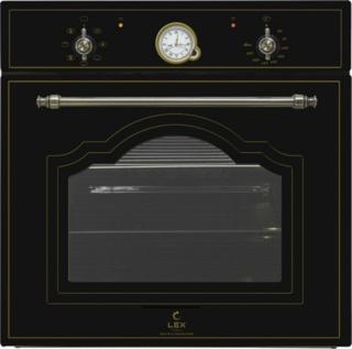 Черные духовые шкафы Lex для кухни — особенности дизайна