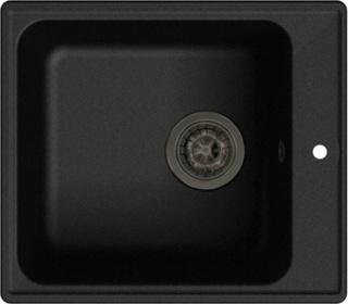 Черные мойки Lex для кухни — модели из искусственного гранитаЧерные мойки Lex для кухни — модели из искусственного гранита
