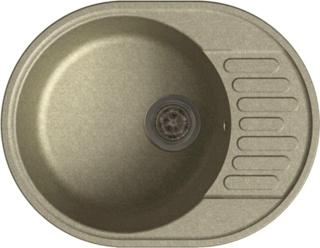 Кухонные мойки Lex оттенка sand (песок) – ассортимент моделей