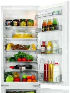 Встраиваемый двухкамерный холодильник Lex RBI 275.21 DF – технологии и система хранения