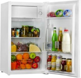 Однокамерный холодильник Lex RFS 101 DF WH – обзор функций