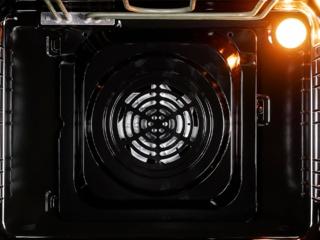 Как работает тангенциальное охлаждение в духовках LEX