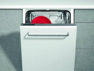 Половинная загрузка в посудомоечных машинах Lex