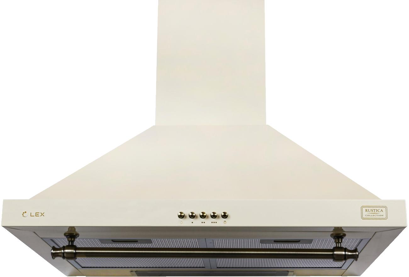 Купить Вытяжка встраиваемая Lex GS Bloc LIGHT 600 белый ...