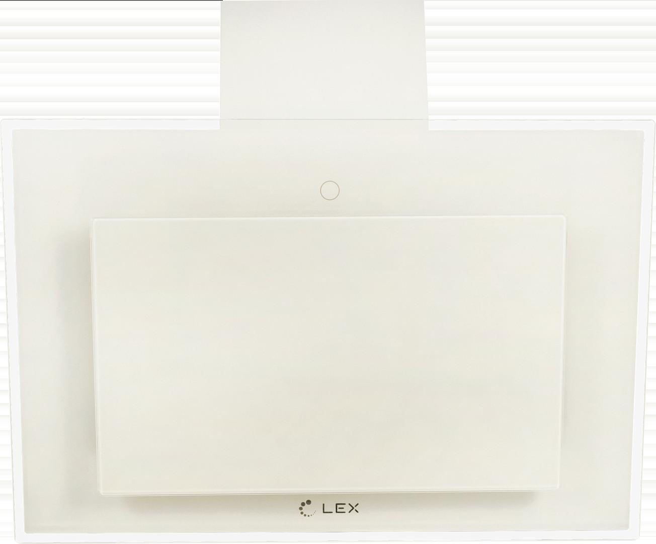 Вытяжка Lex (Лекс) GS Bloc Light 600 White с доставкой по ...